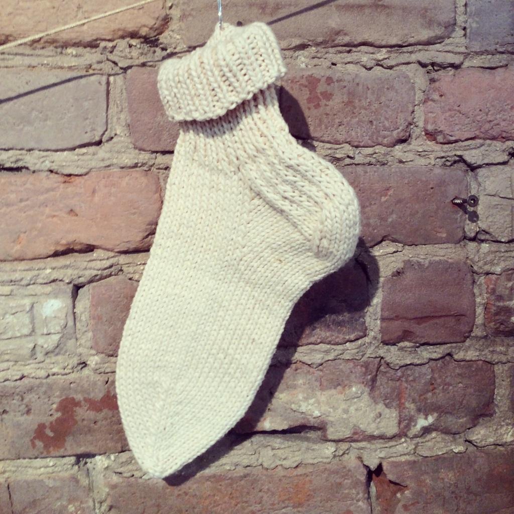 chaussette coton