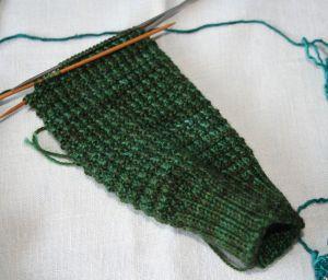 Matapédia sock