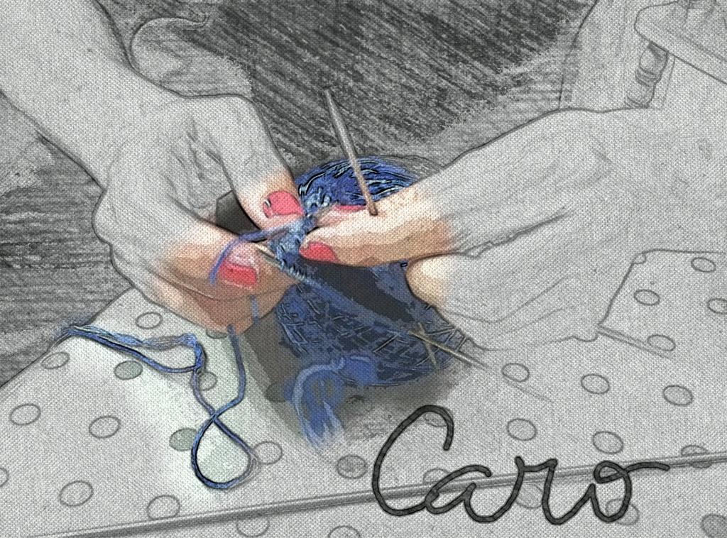 caro hand