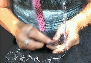 Clara hand