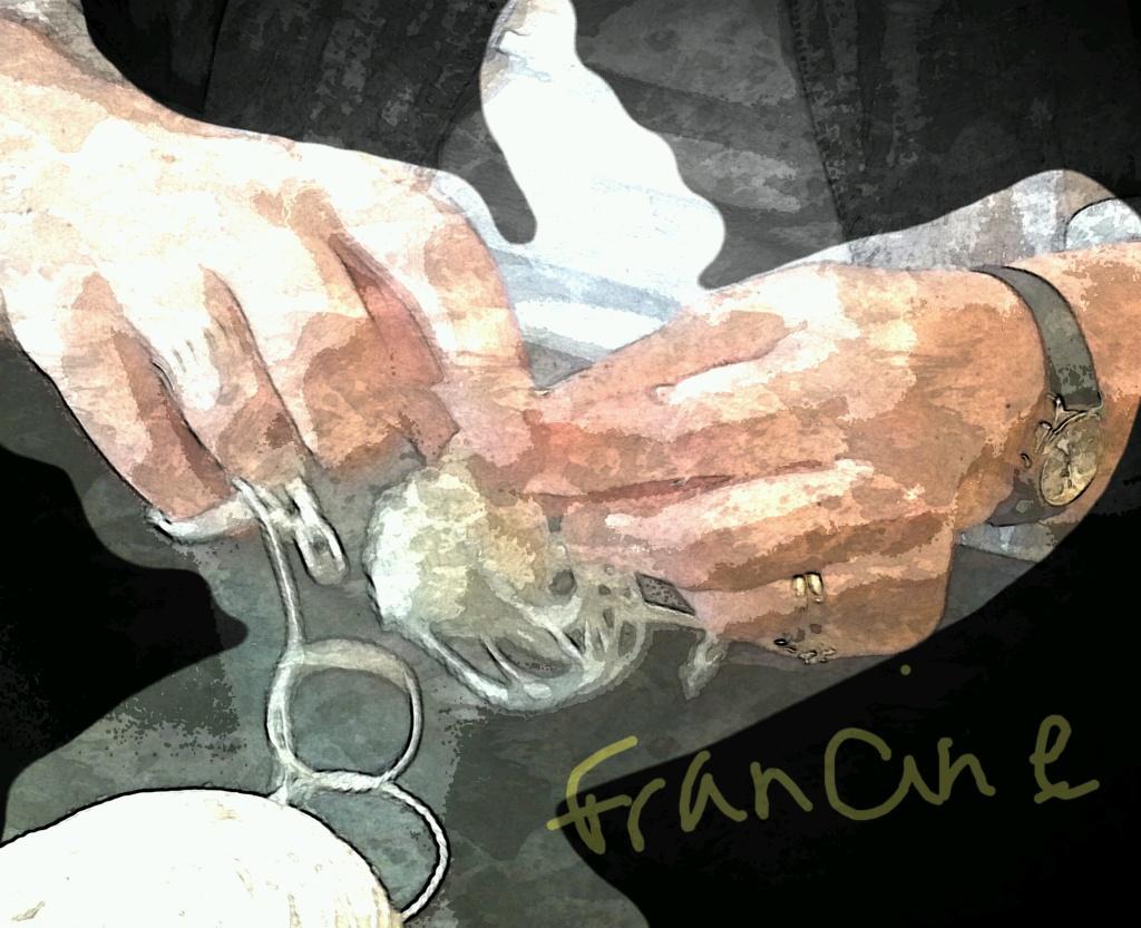 francine hand